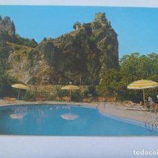 Postales: POSTAL DEL HOSTAL SIERRA DE CAZORLA , LA IRUELA ( JAEN ). Lote 146965514
