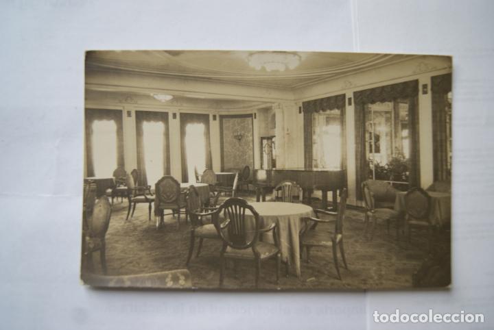 Postales: LOTE DE 4 POSTALES FOTOGRAFICAS BALNEARIO MONDARIZ, LA TOJA?? - Foto 2 - 147308782