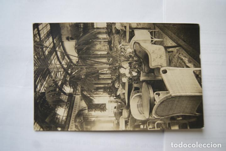 Postales: LOTE DE 4 POSTALES FOTOGRAFICAS BALNEARIO MONDARIZ, LA TOJA?? - Foto 4 - 147308782