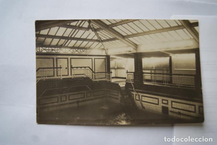 Postales: LOTE DE 4 POSTALES FOTOGRAFICAS BALNEARIO MONDARIZ, LA TOJA?? - Foto 5 - 147308782