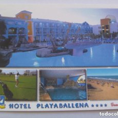 Postales: POSTAL DEL HOTEL PLAYABALLENA . ROTA ( CADIZ ). Lote 147557878