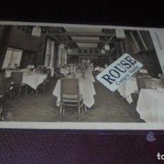 Postales: HOTEL / RESTAURANTE - ANTIGUA POSTAL HOTEL ''DER FURSTENHOF BERLIN W. POTSDANER PLATZ 14X9 CM. . Lote 153069282