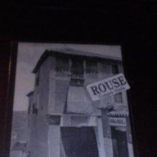 Postales: HOTEL / RESTAURANTES -TOLEDO POSADA DE LA SANGRE FOTO C. GARCES REVERSO SIN DIVIDIR 14X9 CM. . Lote 153101466