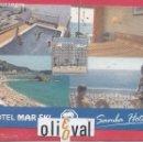 Postales: HOTEL POSTALMAR SKI BLANES GIRONA ESPAÑA PE02381. Lote 153779854