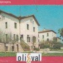 Postales: HOTEL POSTAL RESIDENCIA .ORGA. SINDICAL HERMANOS NOLLA VILLANUEVA Y GELTRU BARCELONA ESPAÑA PE02382. Lote 153783686