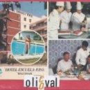 Postales: HOTEL POSTAL HOTEL ESCUELA P.P. MARBELLA MALAGA ESPAÑA PE02383. Lote 153785198