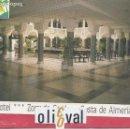 Postales: HOTEL POSTAL ZORAYDA GARDEN-COSTA DE ALMERIA ESPAÑA PE02385. Lote 153786678