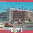 Postales: HOTEL POSTAL ALIS ROQUETAS DE MAR ALMERIA ESPAÑA DATADA 1980 PE02388. Lote 153802318