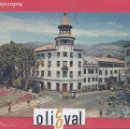 Postales: HOTEL POSTAL LOJAS FUNCHAL MADEIRA AZORES PE02390. Lote 153804190