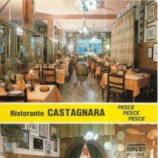 Postales: == B765 - POSTAL - RISTORANTE CASTAGNARA . Lote 153900978