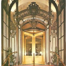 Postales: HOTEL, HOTEL ST.REGIS-SHERATON, NEW YORK, SIN CIRCULAR. Lote 155433886
