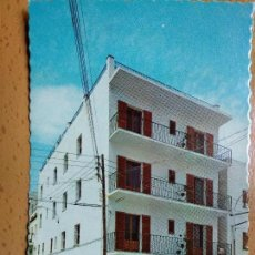 Postales: TOSSA DE MAR. GARBI PENSION RESTAURANT.. Lote 155607334
