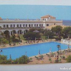 Postales: POSTAL DEL HOTEL PLAYA DE LA LUZ DE ROTA ( CADIZ ) . AÑOS 60. Lote 156521706