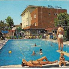 Postales: == A529 - POSTAL - HOTEL LUGANO - VENEZIA. Lote 158185886
