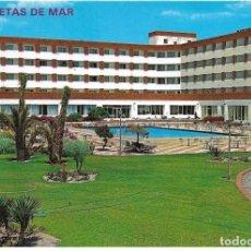 Postales: == A355 - POSTAL - ROQUETAS DE MAR - ALMERIA - HOTEL ROQUETAS DE MAR. Lote 158185998