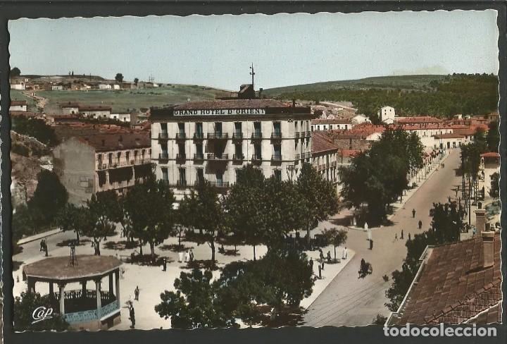 TIARET-GRAND HOTEL D'ORIENT-POSTAL ANTIGUA-(58.237) (Postales - Postales Temáticas - Hoteles y Balnearios)