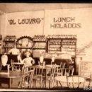 Postales: ANTILLA (CUBA) - 1922 - BAR - CAFETERIA - RESTAURANTE - LUNCH - POSTAL FOTOGRAFICA. Lote 160215306