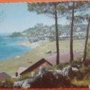 Postales: SANTANDER PLAYA DE LA MAGDALENA HOTEL REAL. Lote 160657814