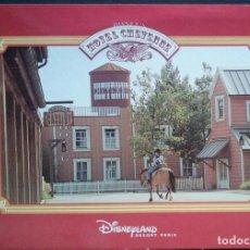Postales: CTC - DISNEY'S HOTEL CHEYENNE - DISNEYLAND RESORT PARIS - SIN CIRCULAR. Lote 161465674
