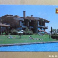 Postales: POSTAL - 4 - PARADOR NACIONAL DE SEGOVIA - ED. FISA - ESCUDO DE ORO. Lote 168926640