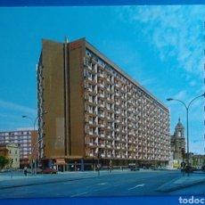 Postales: POSTAL 296 ZARAGOZA AVENIDA IMPERIAL Y HOTEL CORONA DE ARAGON ED ARRIBAS. Lote 169663741