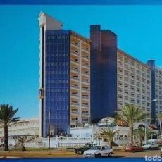 Postales: POSTAL 33 ALMERÍA AGUADULCE HOTEL PORTO MAGNO ED ARRIBAS AÑO 1988. Lote 170986660