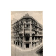 Postales: MADRID.- HOTEL LONDRES. PRECIADOS - GALDOS Y CARMEN. Lote 171241478
