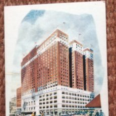 Postales: HOTEL PALMER HOUSE - CHICAGO. Lote 171581277