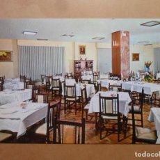 Postales: POSTAL - 3 - SORIA - HOTEL CABALLERO - ED. VISTABELLA - 1971. Lote 171694177