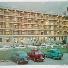 Postales: LA TOJA HOTEL RESIDENCIA NOCTURNA 1976 COCHES DE LA EPOCA. Lote 180469408