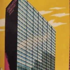 Postales: HOTEL THE SHERATON DALLAS-POSTAL PUBLICIDAD HOTEL-VER REVERSO-(61.518). Lote 174102082