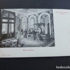 Postales: LUCERNA LUZERN SUIZA GRAN HOTEL NACIONAL. Lote 175263833