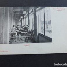 Postales: LUCERNA LUZERN SUIZA GRAN HOTEL NACIONAL. Lote 175263863
