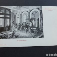 Postales: LUCERNA LUZERN SUIZA GRAN HOTEL NACIONAL. Lote 175263879