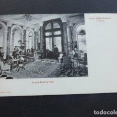 Postales: LUCERNA LUZERN SUIZA GRAN HOTEL NACIONAL. Lote 175263917