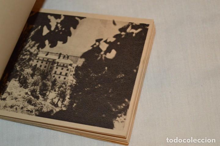 Postales: HUSA GRAN HOTEL FELIPE II - San Lorenzo de El Escorial - Bloc Completo 12 postales antiguas ¡Mira! - Foto 10 - 176596184