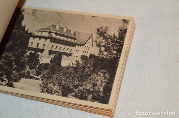 Postales: HUSA GRAN HOTEL FELIPE II - San Lorenzo de El Escorial - Bloc Completo 12 postales antiguas ¡Mira! - Foto 12 - 176596184