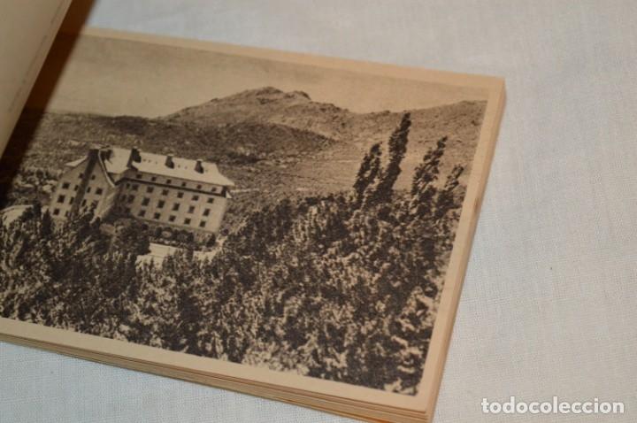 Postales: HUSA GRAN HOTEL FELIPE II - San Lorenzo de El Escorial - Bloc Completo 12 postales antiguas ¡Mira! - Foto 13 - 176596184