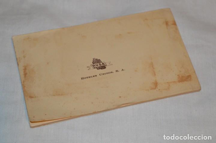 Postales: HUSA GRAN HOTEL FELIPE II - San Lorenzo de El Escorial - Bloc Completo 12 postales antiguas ¡Mira! - Foto 14 - 176596184