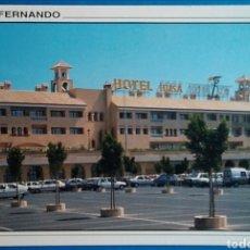 Postales: POSTAL 23 SAN FERNANDO CÁDIZ HOTEL BAHÍA SUR ED ARRIBAS. Lote 176926030