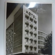 Postales: POSTAL. HOTEL AM AUGUSTINERPLATZ. NO ESCRITA. . Lote 178662105