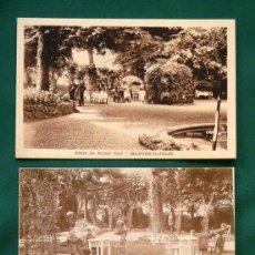 Postales: PRECIOSAS POSTALES FRANCESAS - HOTEL - . Lote 178685878