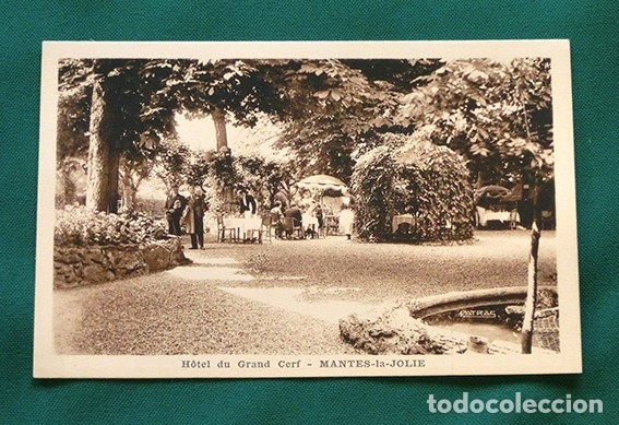Postales: PRECIOSAS POSTALES FRANCESAS - HOTEL - - Foto 2 - 178685878