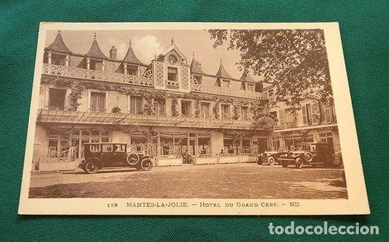 Postales: PRECIOSAS POSTALES FRANCESAS - HOTEL - - Foto 5 - 178685878