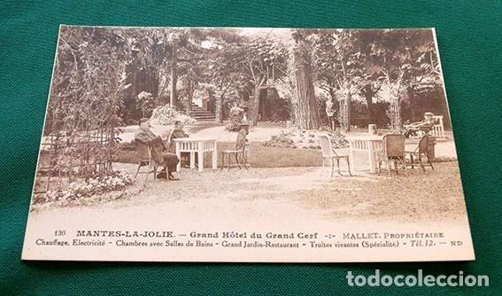 Postales: PRECIOSAS POSTALES FRANCESAS - HOTEL - - Foto 7 - 178685878
