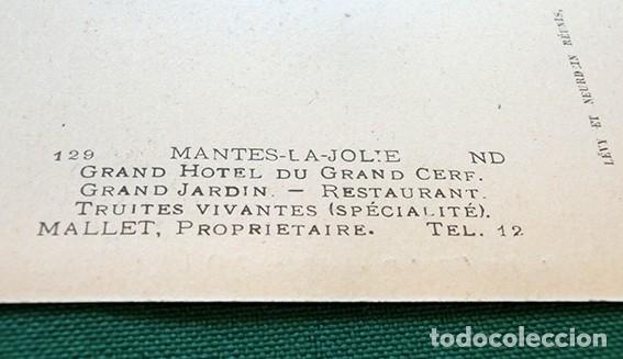 Postales: PRECIOSAS POSTALES FRANCESAS - HOTEL - - Foto 10 - 178685878