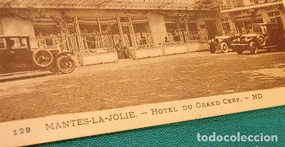 Postales: PRECIOSAS POSTALES FRANCESAS - HOTEL - - Foto 11 - 178685878