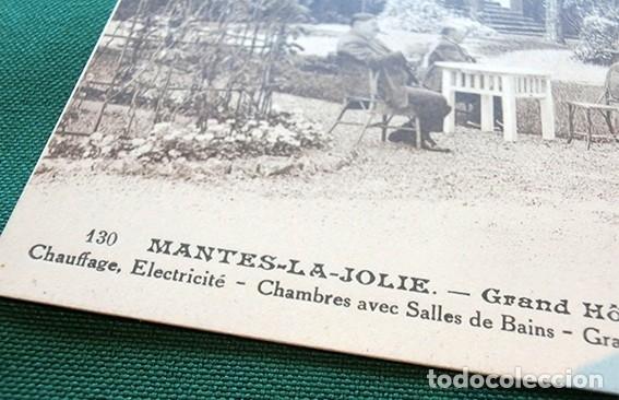 Postales: PRECIOSAS POSTALES FRANCESAS - HOTEL - - Foto 12 - 178685878