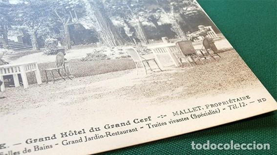 Postales: PRECIOSAS POSTALES FRANCESAS - HOTEL - - Foto 14 - 178685878