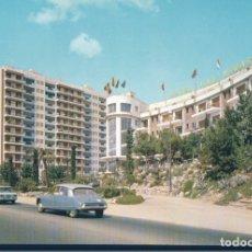 Postales: POSTAL HOTEL LAS VEGAS - CALELLA - ESCUDO DE ORO 862 . Lote 178825386
